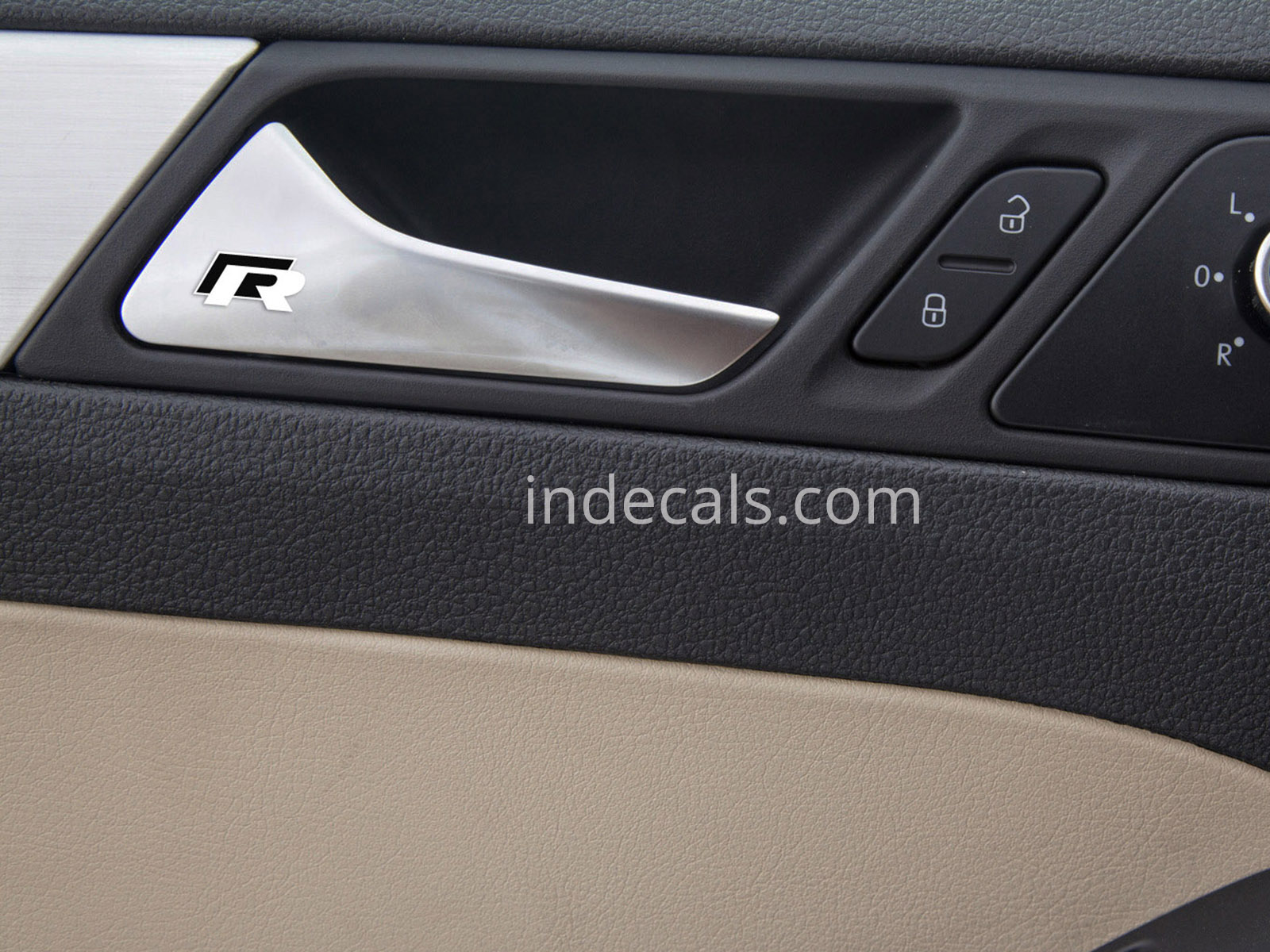 R Line Stickers For Your Volkswagen Car Indecalscom